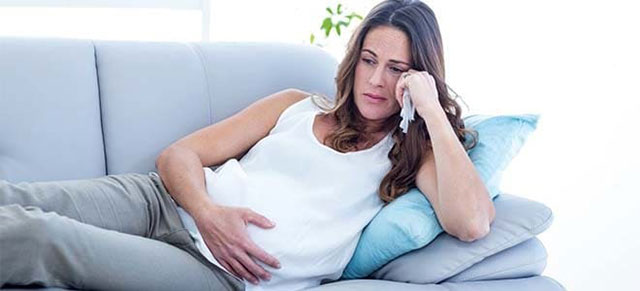 Реакция беременных