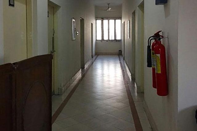 Вопросы к администрации общежития